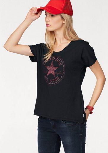 Converse T-Shirt Dot Camo CP Fill Femme Tee
