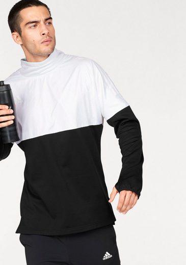 adidas Performance Funktionsshirt TANF HYBTOP