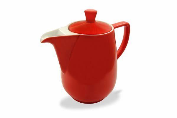 Friesland Kaffeekanne 900ml »Haushaltskanne rot«