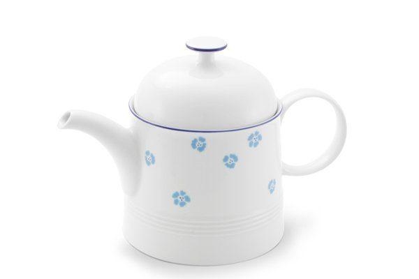 Friesland Teekannen »Teekanne 0,7l Jeverland Strand-Blüten«