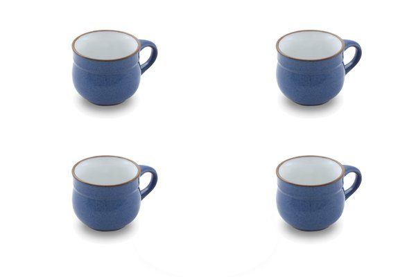 Friesland 4er Set Kaffee-Obertasse 180ml »Ammerland Blue«