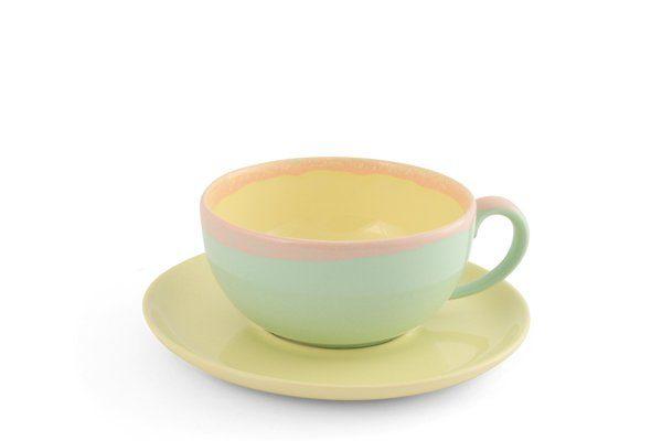 FRIESLAND Cappuccino Tasse 2tlg. »KoriART«