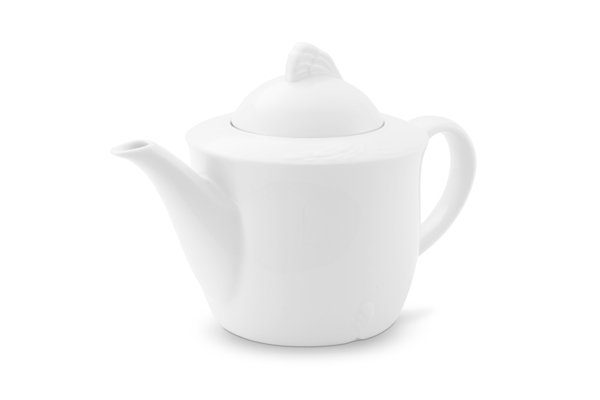 Friesland Teekanne 1250ml »Bel Air Weiß«