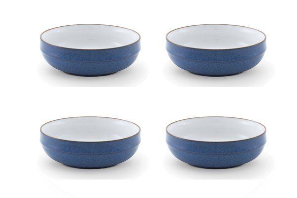 Friesland 4er Set Müslischale 16cm »Ammerland Blue«