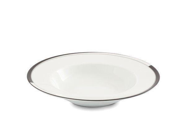 FRIESLAND Suppenteller 22cm »La Belle Black & White«