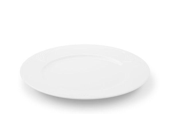 Friesland Frühstücksteller 21cm »Bel Air Weiß«