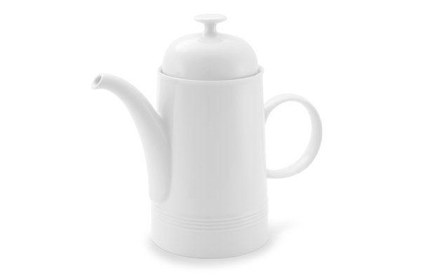 Friesland Kaffeekanne 1200ml »Jeverland Weiß«
