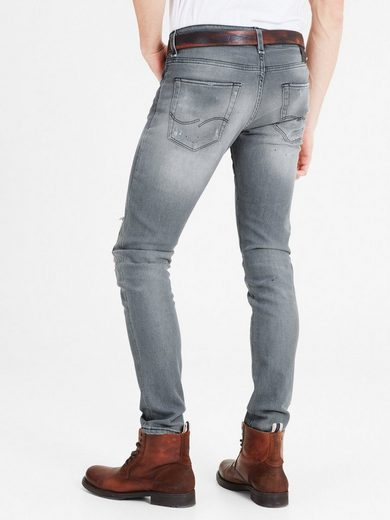 Jack & Jones JJIGLENN JJICON BL 762 Slim Fit Jeans