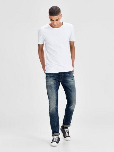 Jack & Jones Jjiglenn Jjpage Bl 708 Noos Slim Fit Jeans