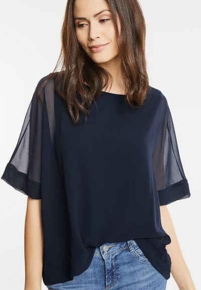 Gablenz Angebote Street One Doppellagiges Shirt Stea