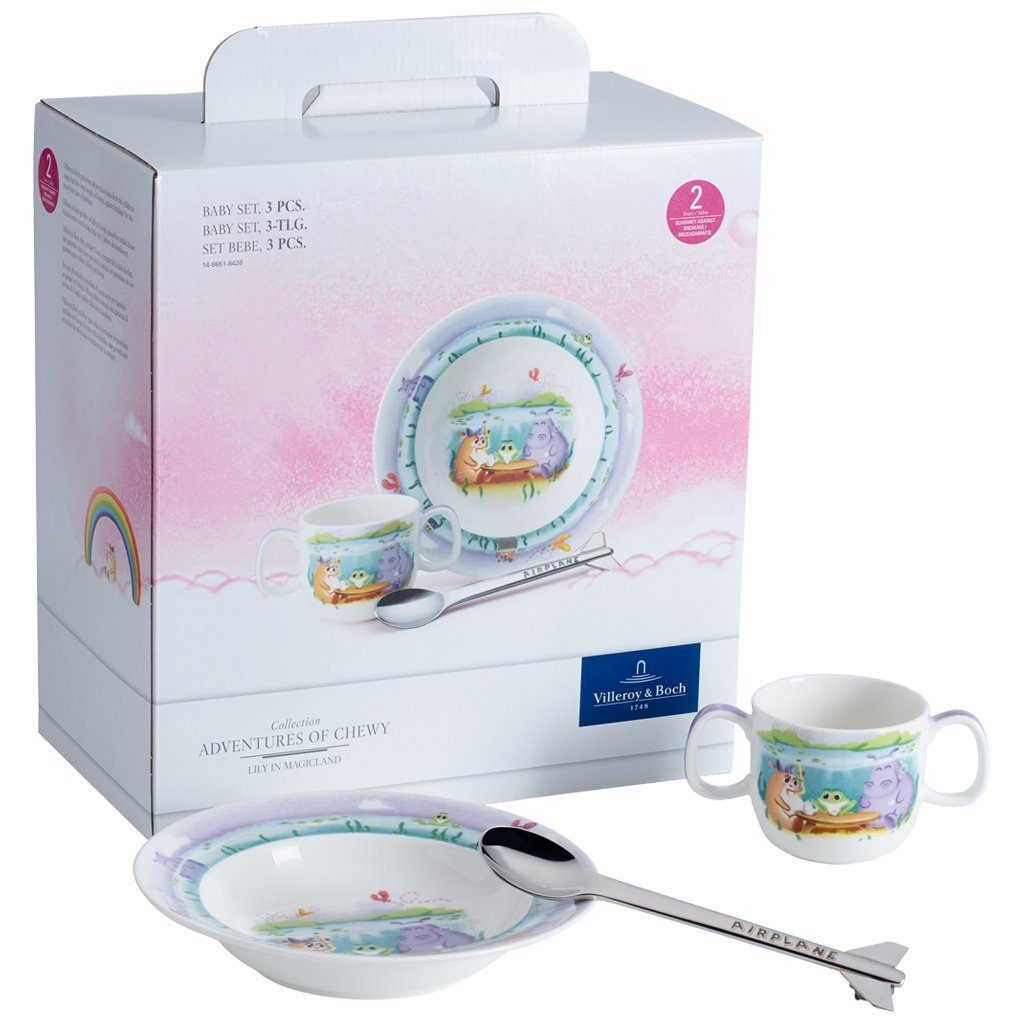 Villeroy & Boch Baby Set 3tlg. »Lily in Magicland«