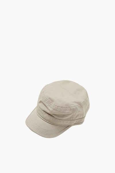 ESPRIT CASUAL Cap im Worker-Stil, 100% Baumwolle Sale Angebote