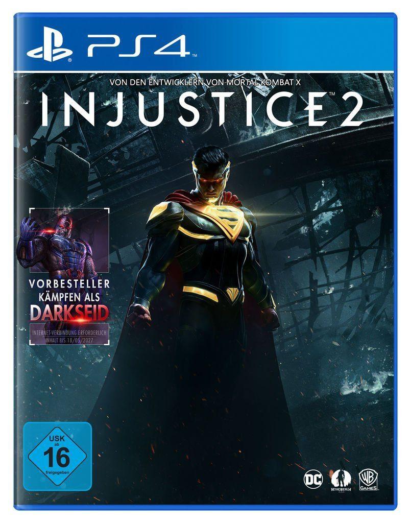 Warner Games Playstation 4 - Spiel »Injustice 2«