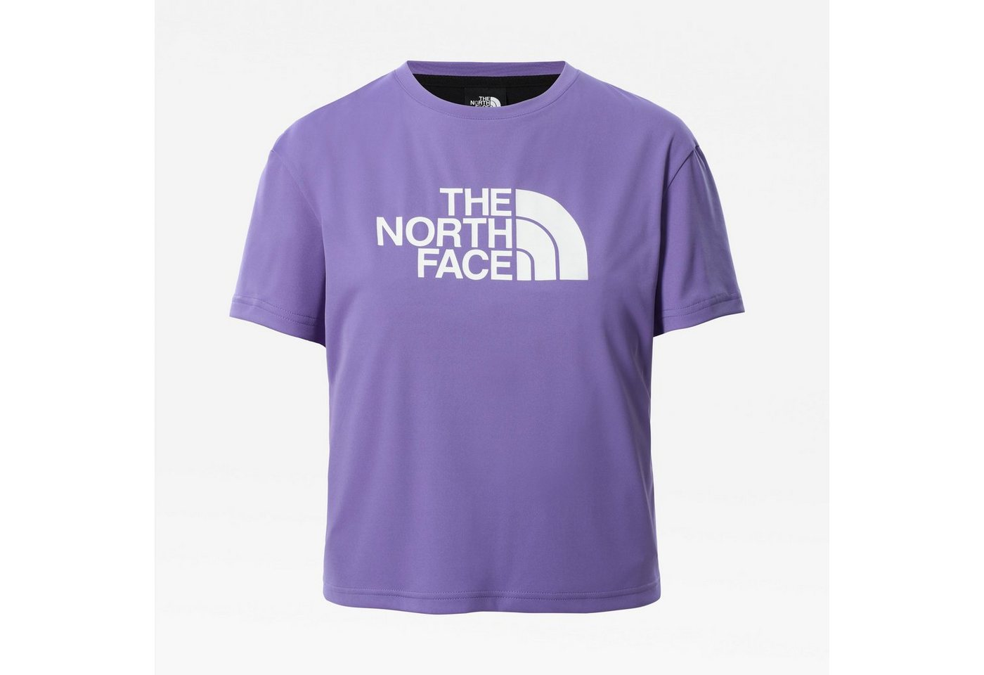 the north face -  Crop-Top »Train«