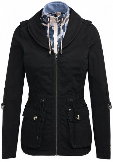 khujo Cargojacke CASS WITH INNER JACKET