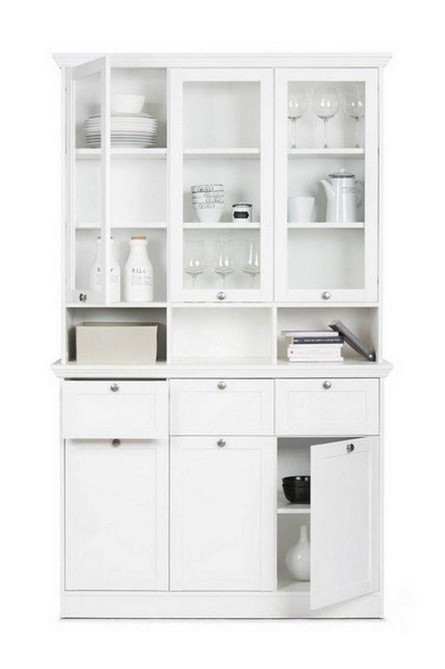 hti living buffet landwood online kaufen otto. Black Bedroom Furniture Sets. Home Design Ideas