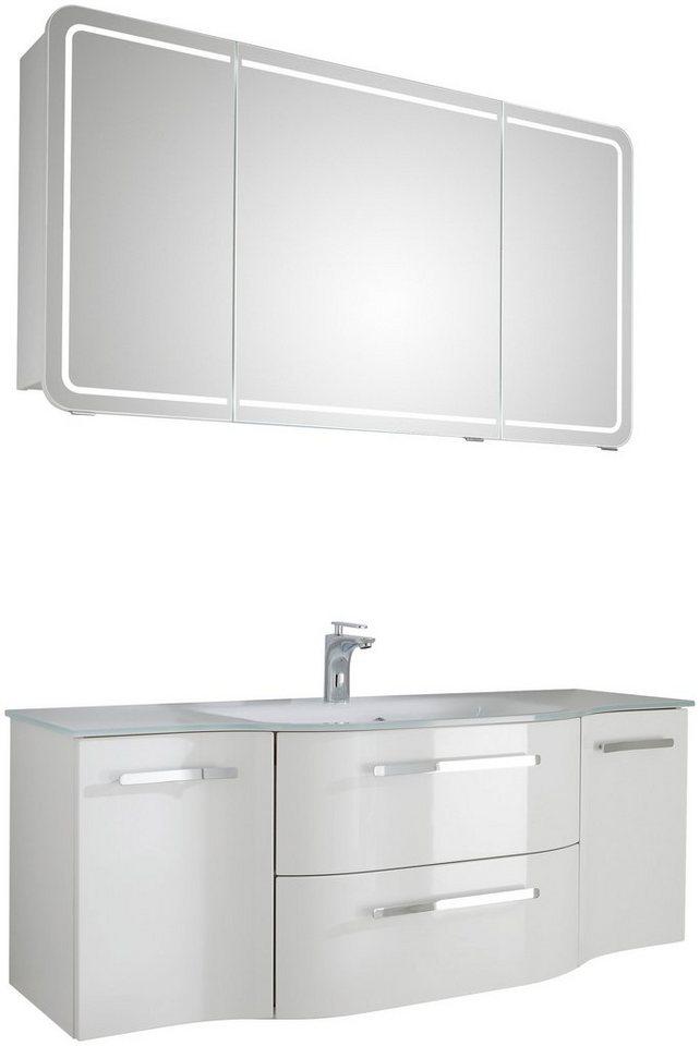 pelipal badm bel set contea breite 128 cm set 3 tlg online kaufen otto. Black Bedroom Furniture Sets. Home Design Ideas