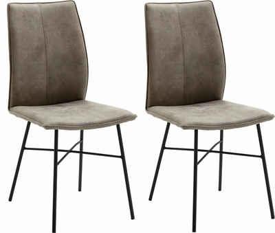 Lederstühle Online Kaufen Stühle Aus Leder Otto