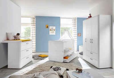 Babyzimmer weiß  Komplett Babyzimmer online kaufen | OTTO