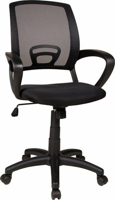 Stühle und Bänke - Duo Collection Stuhl »Tom« mit Netzstoffbezug  - Onlineshop OTTO