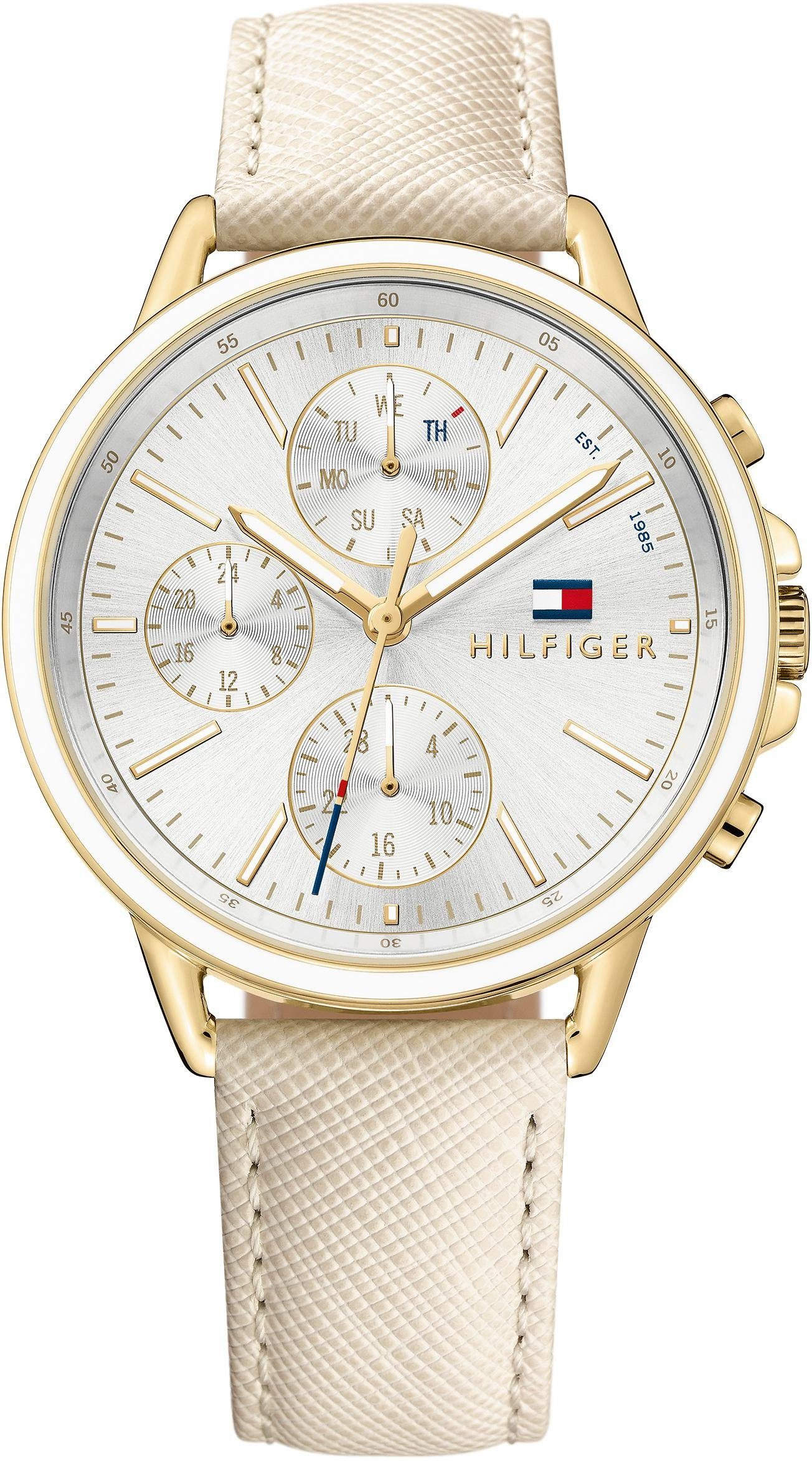 Tommy Hilfiger Multifunktionsuhr »Casual Sport, 1781790«