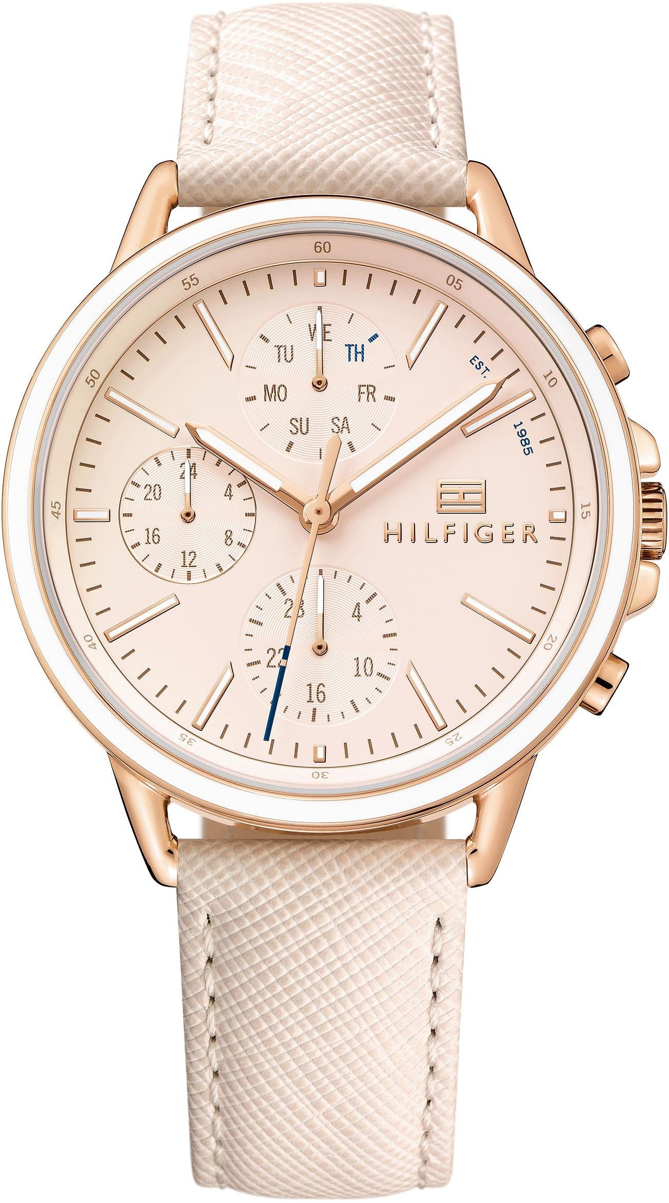 Tommy Hilfiger Multifunktionsuhr »Casual Sport, 1781789«