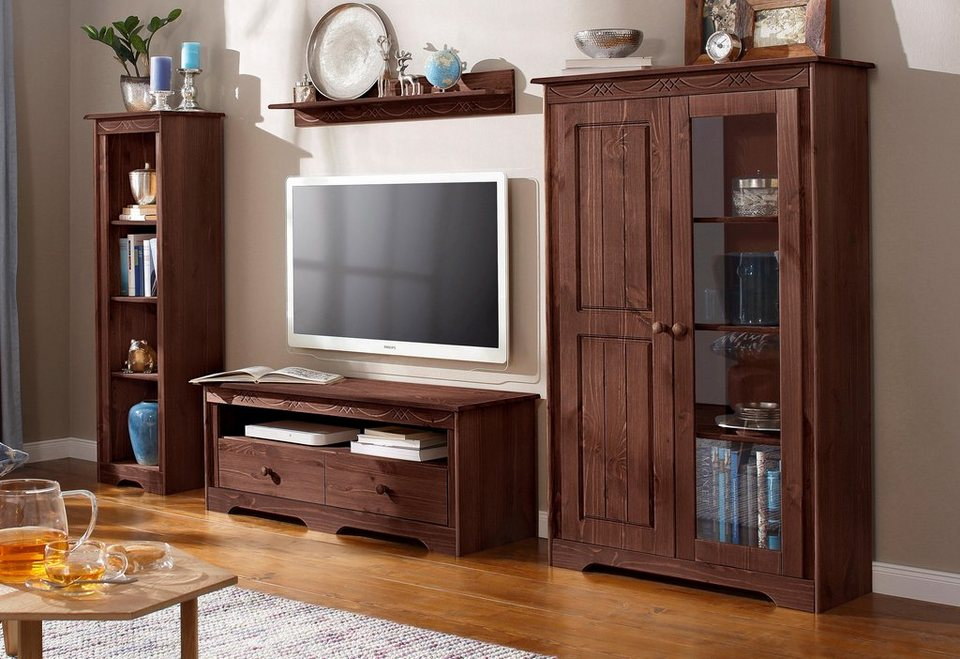 Home Affaire Wohnwand Sofia Set 4 Tlg Kaufen Otto