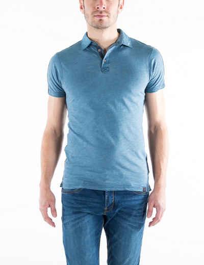 Graustein Angebote TIMEZONE Poloshirts (kurzarm) »Jersey Polo Vintage«