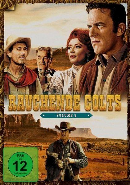 DVD »Rauchende Colts – Volume 8 DVD-Box«