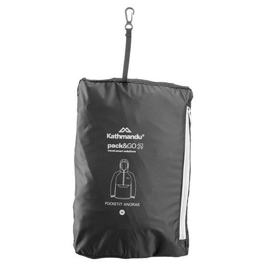 Kathmandu Wasserabweisender Anorak Pocket-it v3