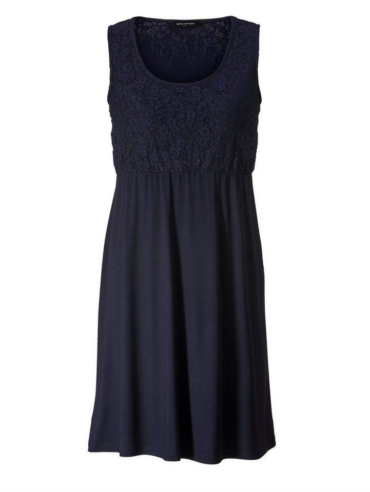 Kleid mit spitze von sara lindholm
