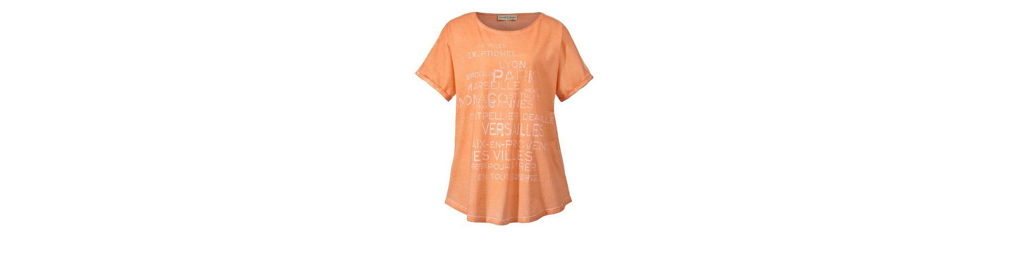 Spielraum Sammlungen Besuchen Neue Janet und Joyce by Happy Size Shirt oil wash Günstiger Online-Shop Verkaufen Kaufen eAtzt3Xsm