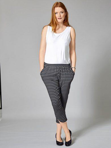 Sara Lindholm Par Happy Taille 7/8 Tuyau Mit Allover-print