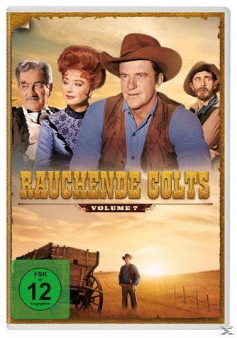 DVD »Rauchende Colts – Volume 7 DVD-Box«
