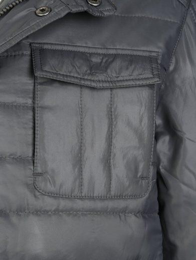 Roger Kent Steppjacke mit praktischen Taschen