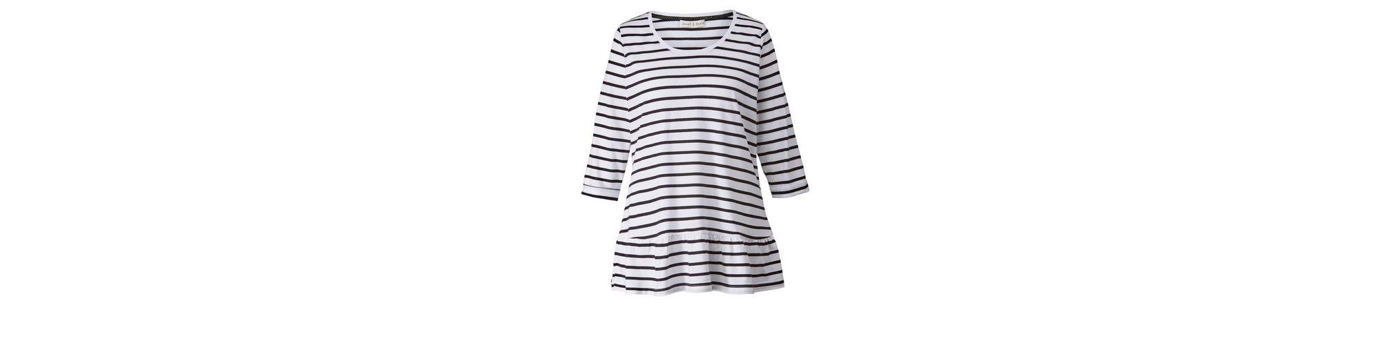 Footlocker Abbildungen Günstig Online Janet und Joyce by Happy Size Shirt gestreift Günstigstener Preis Günstiger Preis lj0WvTpI
