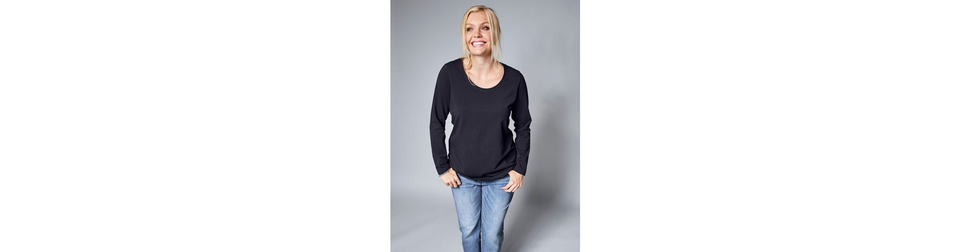 Janet und Joyce by Happy Size Basic Shirt Billig Heißen Verkauf T48IJ53iw