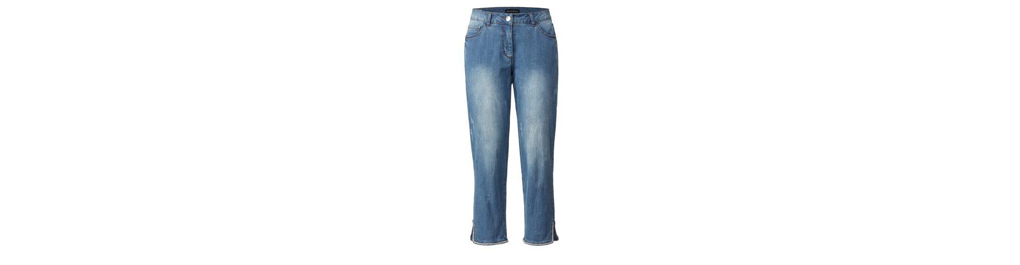 Online Shop Auslass Professionelle Sara Lindholm by Happy Size 7/8-Jeans mit Strass Billig 2018 Unisex Spielraum Ebay Echt Verkauf Online h50ByOv