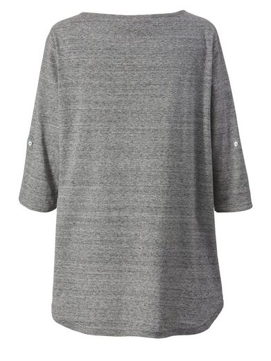 Angel Of Style By Happy Size Shirt With Button Tape