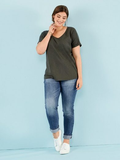 Angel of Style by Happy Size Jeans Carla