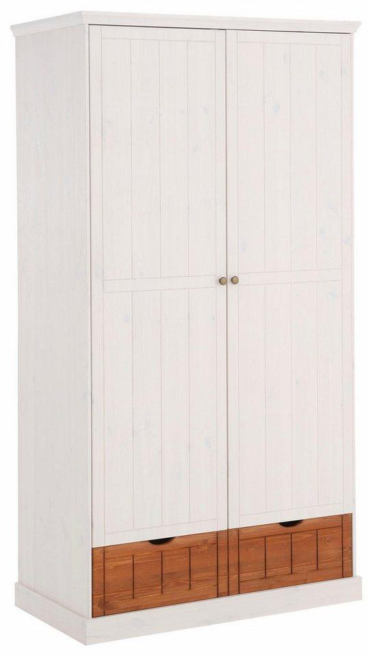 home affaire kleiderschrank bristol 2 3 4 oder 5 t rig 2 farbig online kaufen otto. Black Bedroom Furniture Sets. Home Design Ideas