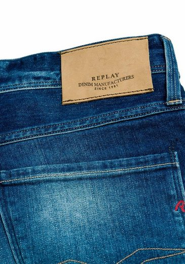 Replay Slim-fit-Jeans Anbass