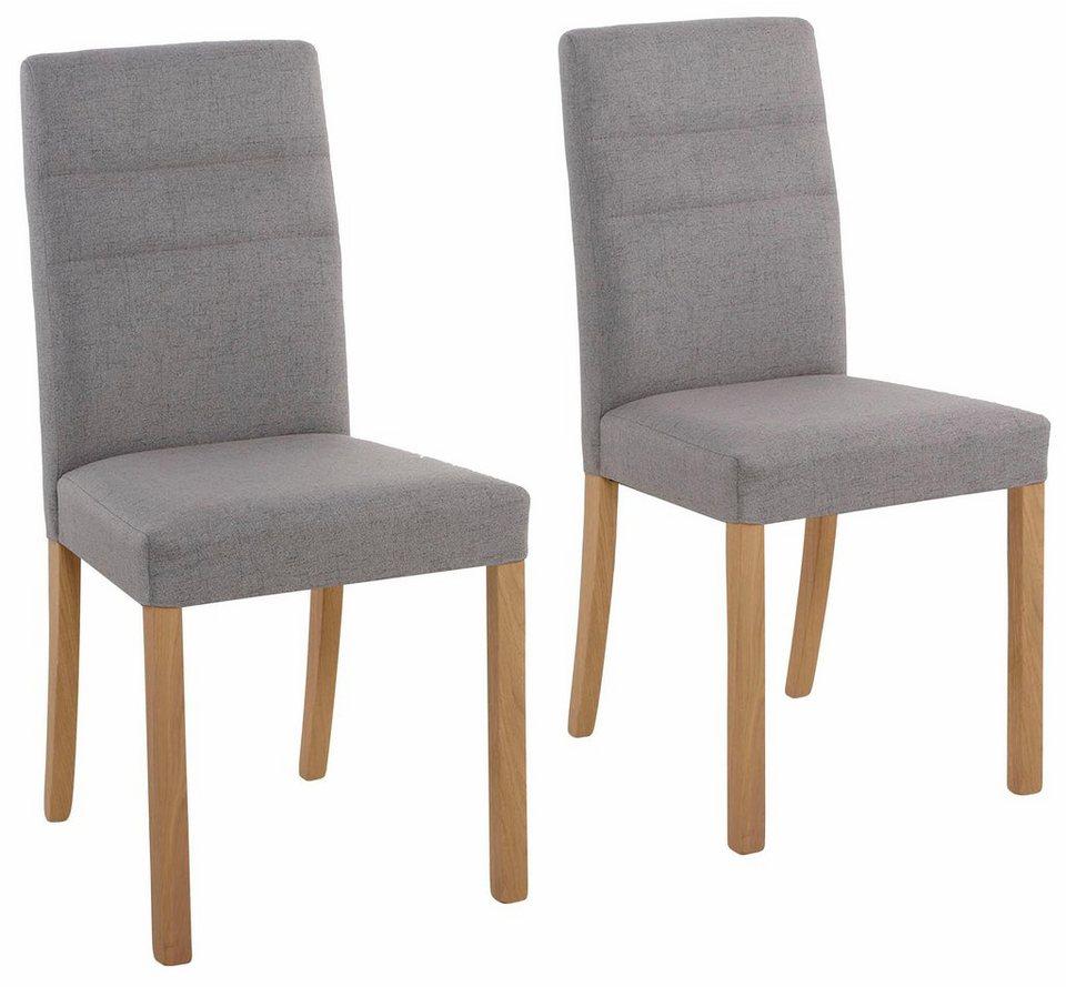 Wundervoll Esszimmerstühle Grau Stoff Beste Wahl Farbe: Beige