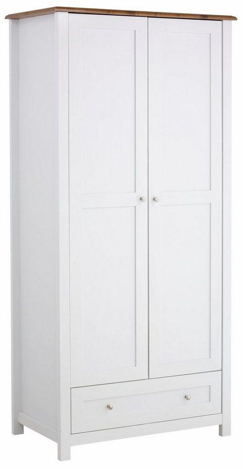Flurschränke und Regale - Home affaire Garderobenschrank «Abelina», Breite 83 cm  - Onlineshop OTTO