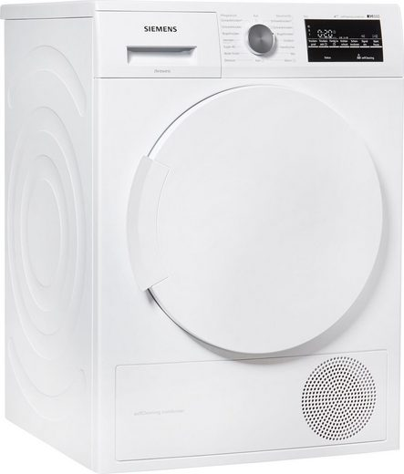 SIEMENS Wärmepumpentrockner IQ500 WT45W4ECO, 8 kg, 4 Jahre Garantie inklusive