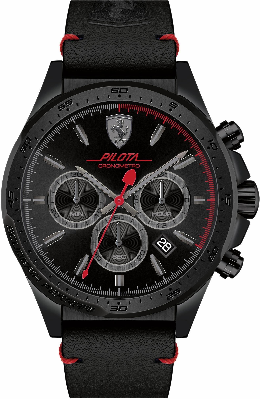 Scuderia Ferrari Chronograph »Pilota, 830434«