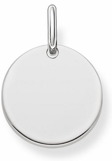 THOMAS SABO Kettenanhänger »Coin, LBPE0001-001-12«