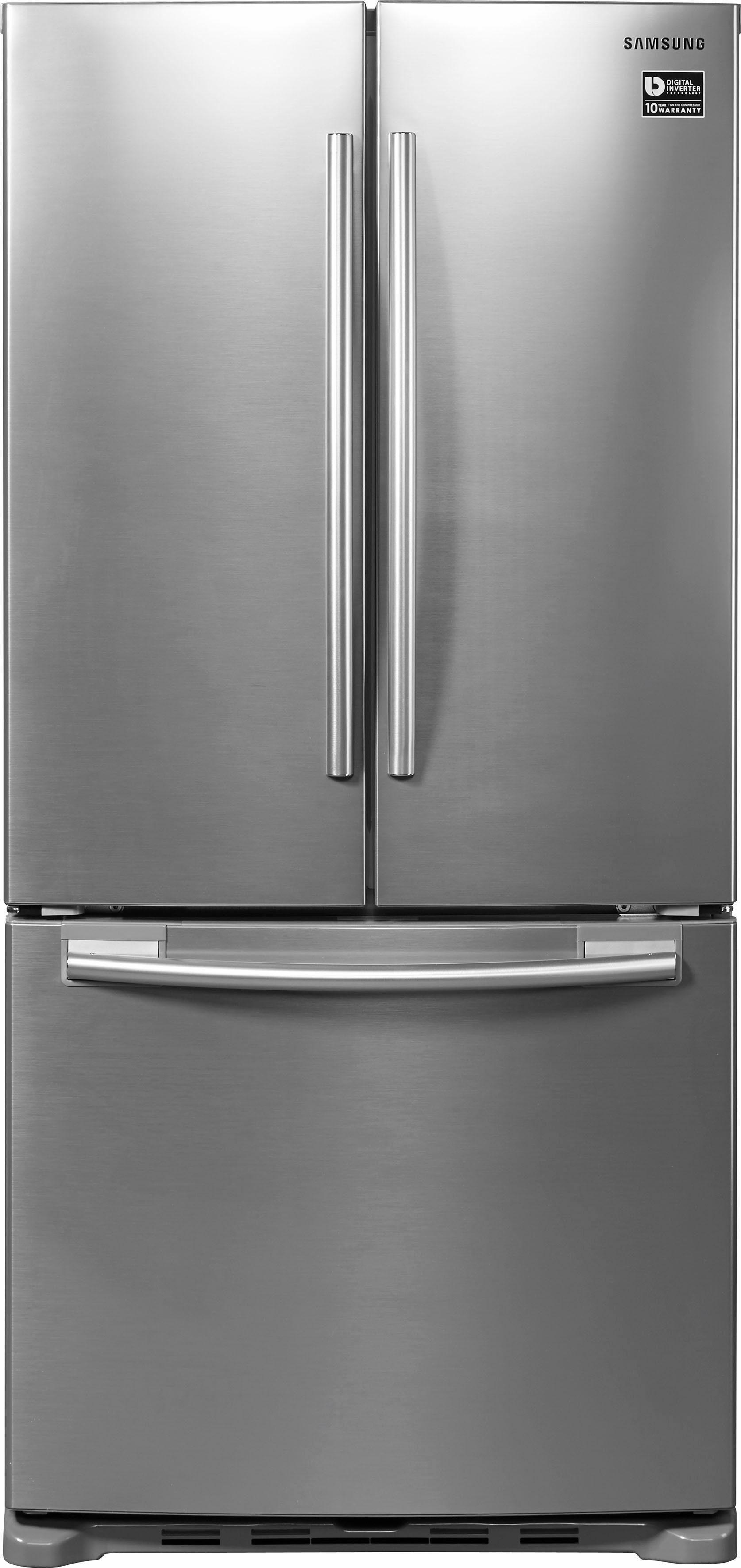 Samsung French Door Kühlschrank RF62HEPN1/XEF, A+, 108 cm hoch, NoFrost