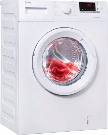 BEKO Waschmaschine WMO622, 6 kg, 1400 U/Min