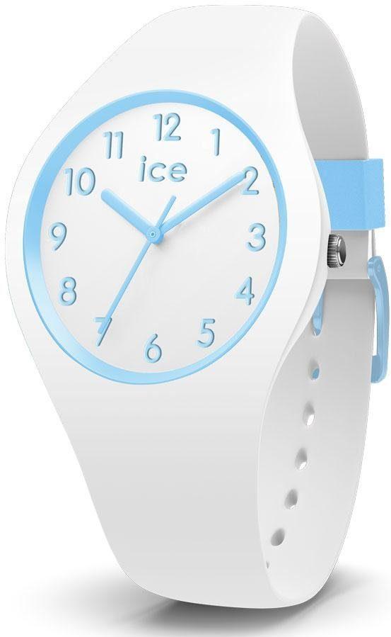 ice-watch Quarzuhr »ICE ola kids - Cotton white - Small - 3H, 014425«
